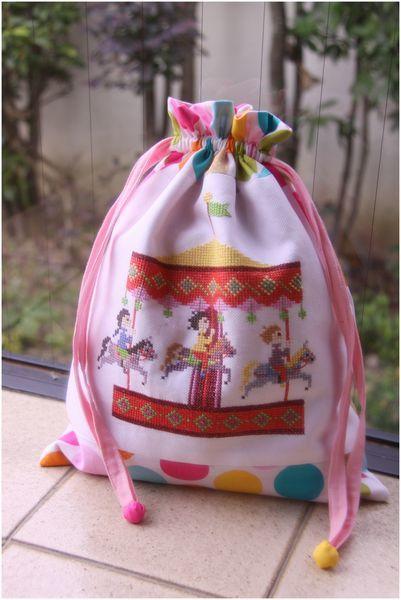 体操服袋mini