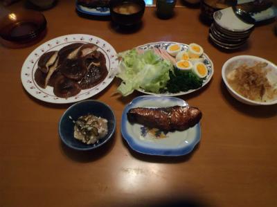11.20夕食