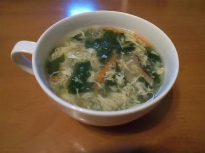 11.23中華スープ