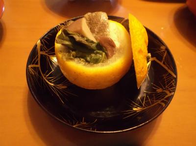 11.27柚子釜