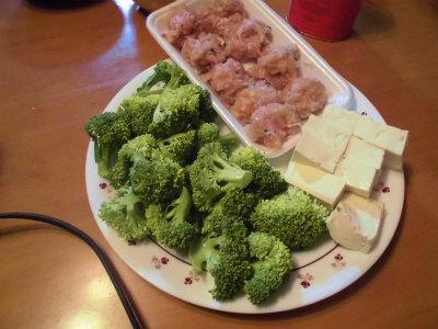 12.2豆乳鍋の具