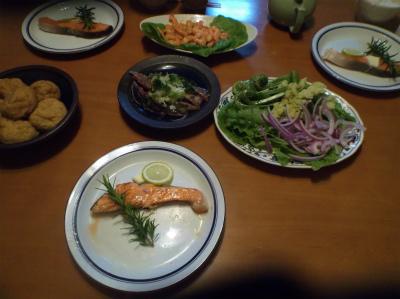 12.9夕食