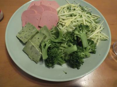 12.10野菜サラダ