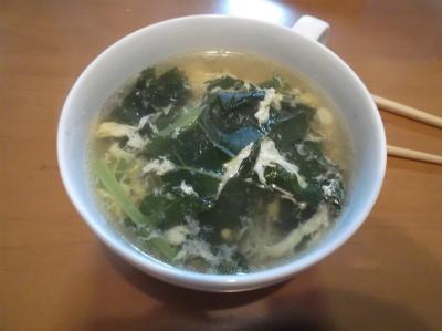 12.11青菜スープ