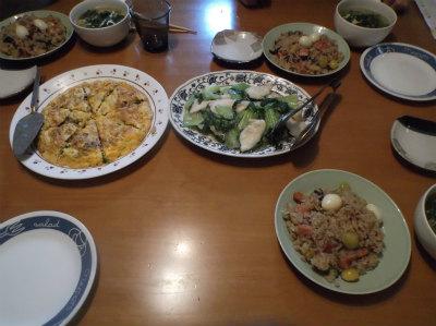 12.11夕食