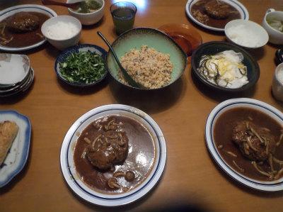 12.23夕食