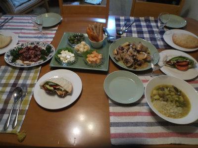 12.24夕食