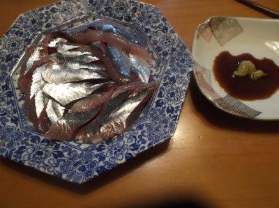1.11秋刀魚刺し
