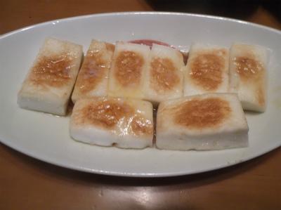 1.14ハンペンのバターポン酢