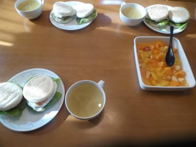 1.15昼食