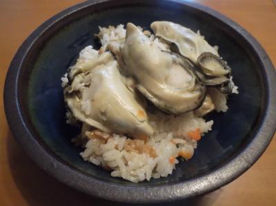 1.21牡蠣飯