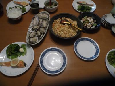 1.22夕食