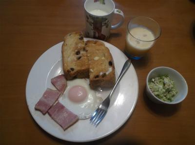 1.17朝食