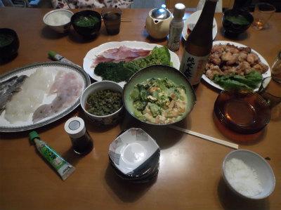 2.4夕食