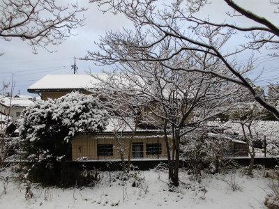 2.10雪の庭