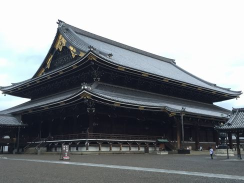 東本願寺・御影堂_H28.09.22撮影