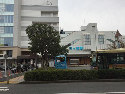 茅ヶ崎駅(南口)_H29.01.08撮影