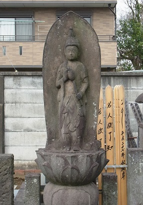 小島宝素墓