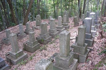 富士川家墓所