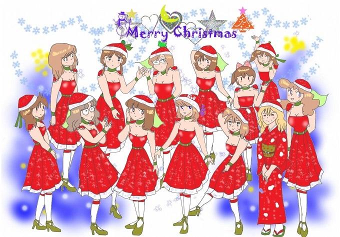 クリスマスTOP7
