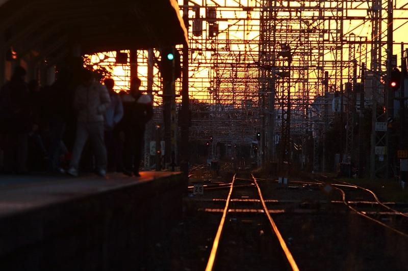 20161231武蔵白石駅-1a