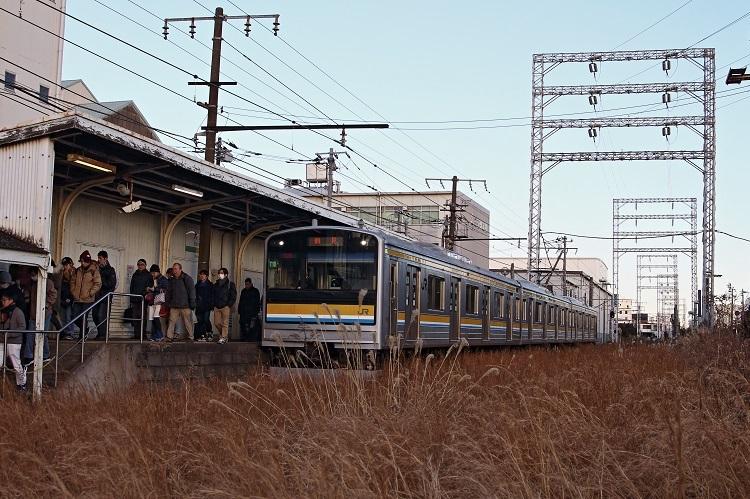 20170203大川駅9Ha