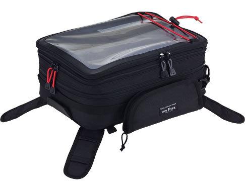 YZF-R3にマグネット式タンクバッグを装着するm9っ`Д´) ビシッ!!