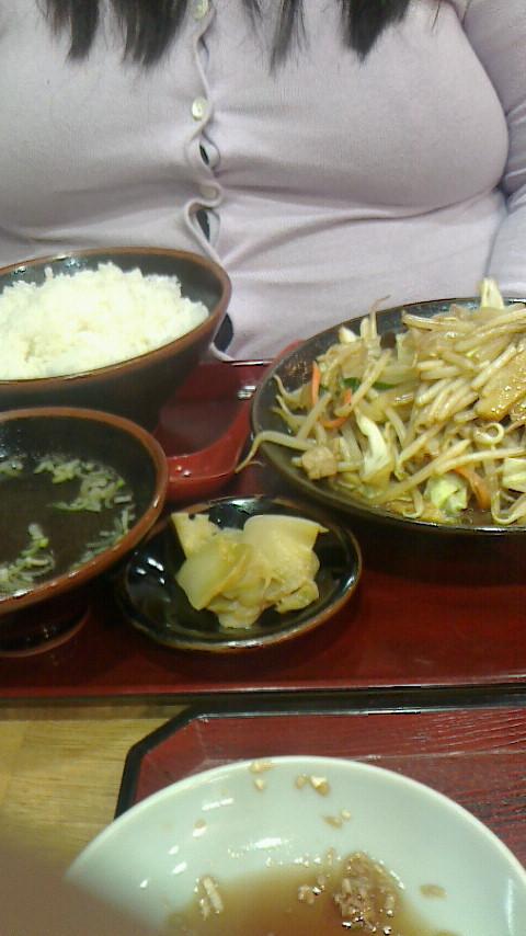 十二月二十七日野菜炒め