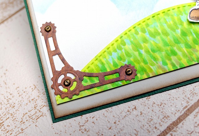 Dreamerland Crafts - Off To A Flying Start - Card Making