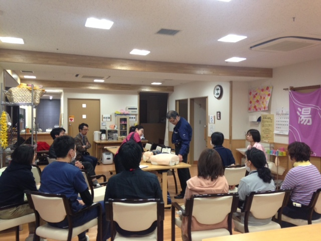 2017AED講習会