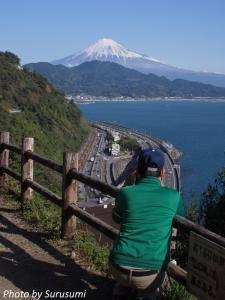 薩埵峠からの富士