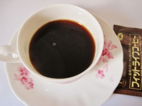 健康な人でも上昇する血糖値、糖化対策にも!食物繊維が豊富で美味しい、トクホの【フィットライフコーヒー】