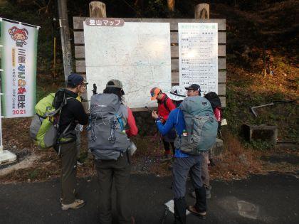 20161106鈴鹿の上高地01