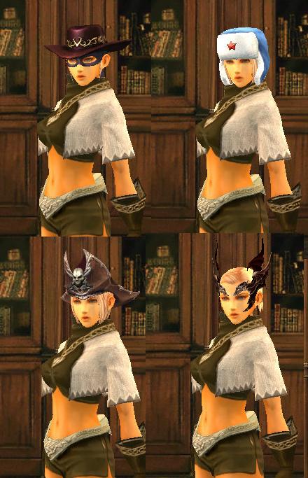 161219HuF♀ゾロワーカーズ海賊デーモン