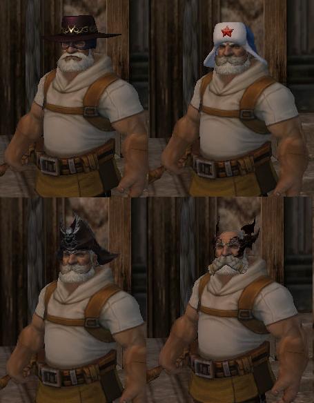161219ドワ♂ゾロワーカーズ海賊デーモン