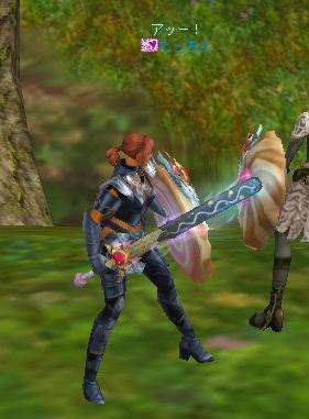 お菓子武器片手剣