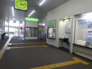 JR湖西線安曇川駅