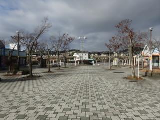 JR湖西線小野駅