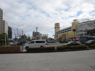 JR湖西線堅田駅