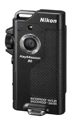 Nikon 防水ウェアラブルカメラ KeyMission 80 _00