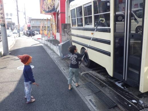 洗車して漏れ (2)