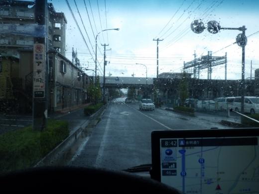 かなり雨が降って・・・激漏れ (14)
