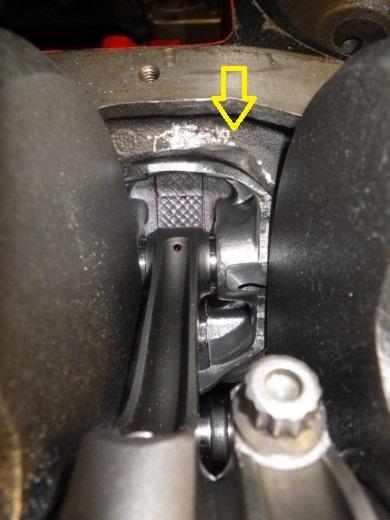 エンジンブロックを削る (30)