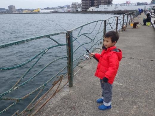 管理釣り場の柵 (4)