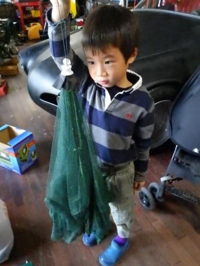 魚を取る道具 (2)