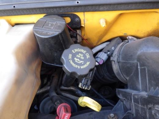 油圧リフター異音 (3)