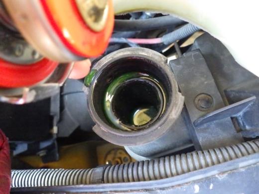 油圧リフターの異音は? (24)