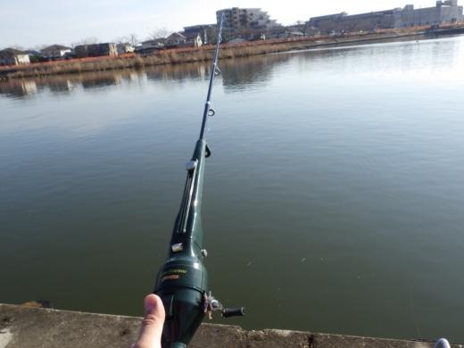土浦港でワカサギ釣り (11)