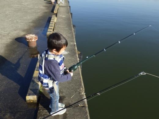 土浦港でワカサギ釣り (22)