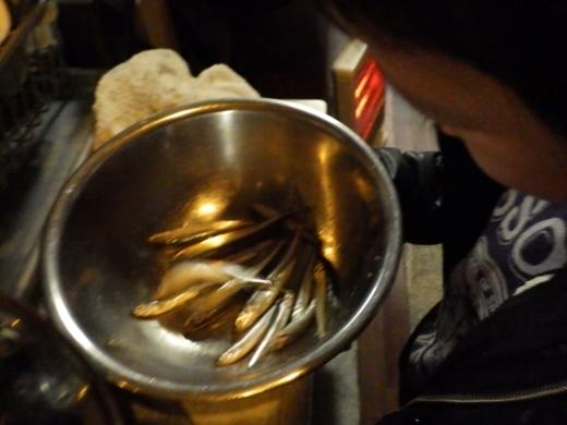 土浦港でワカサギ釣り (48)